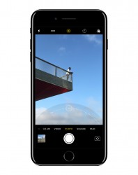 The iPhone 7 Plus was the first Apple phone with a dual camera