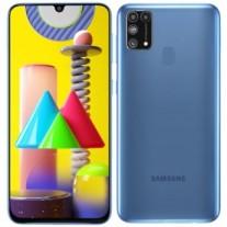Samsung Galaxy M31 Prime Edition in Iceberg Blue color