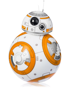 BB-8 Droid: most awesome droid in the galaxy