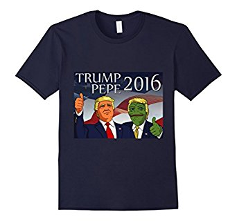 Trump / Pepe 2016 Basket Of Deplorables Alt- Right Shirt