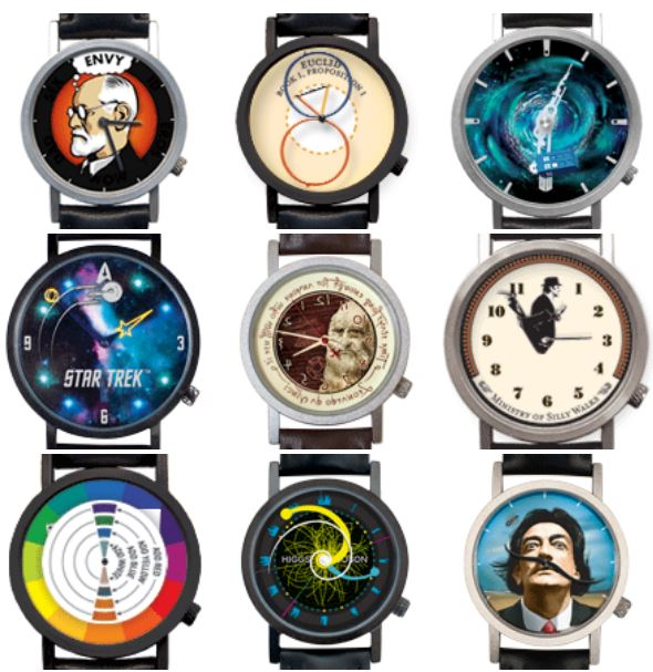 Philosophers Guild Watches