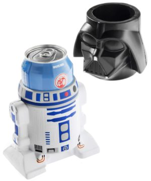 Star Wars Foam Koozies