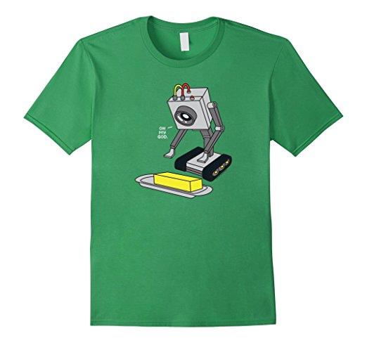 Rick & Morty Pass The Butter Shirt