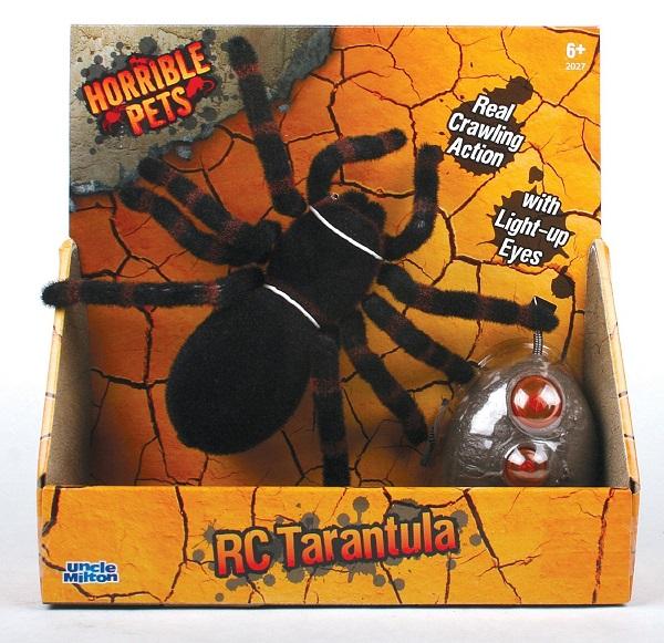Remote Controlled Tarantula