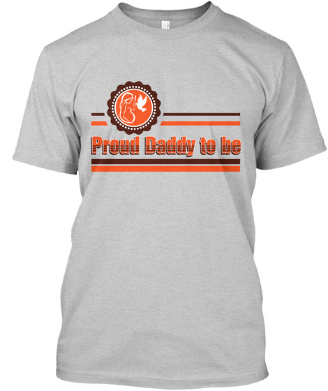 Proud Daddy T-shirt