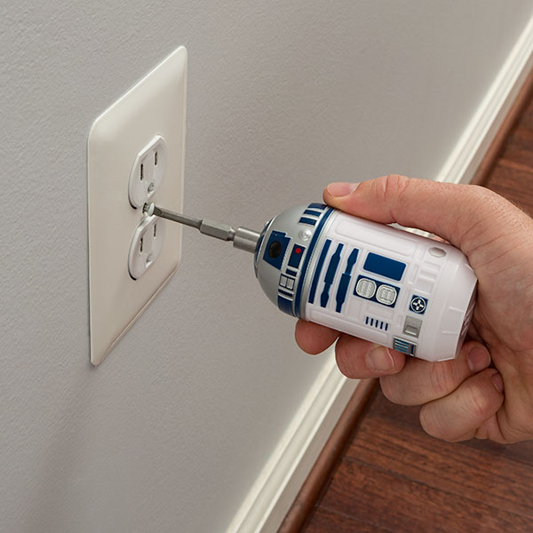 Star Wars R2-D2 Screwdriver