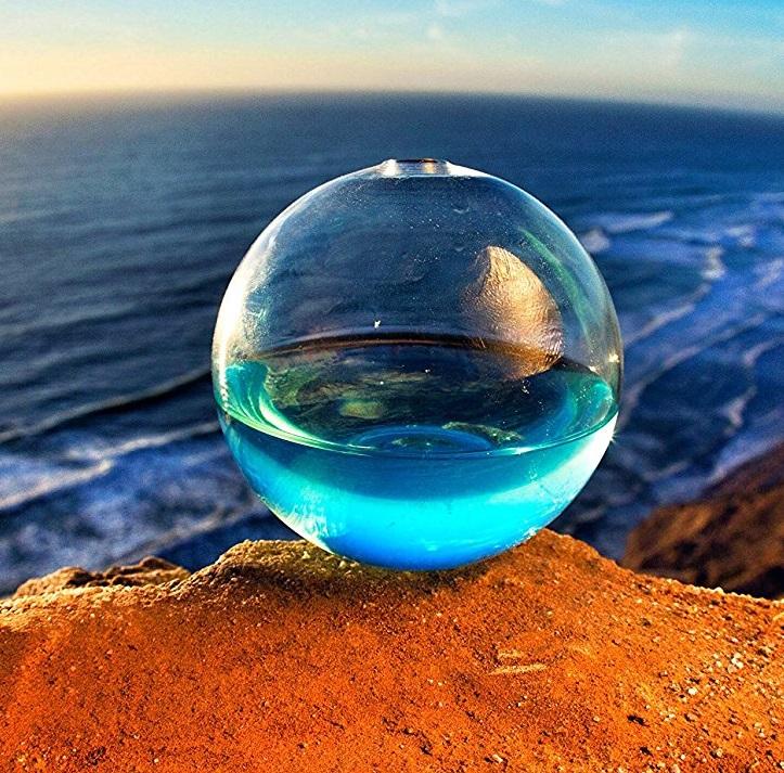 Bioluminescent Plankton Balls