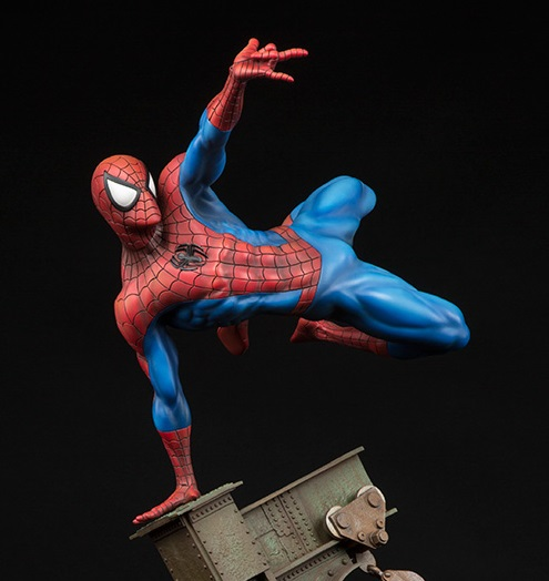 Amazing Spider-Man Figure