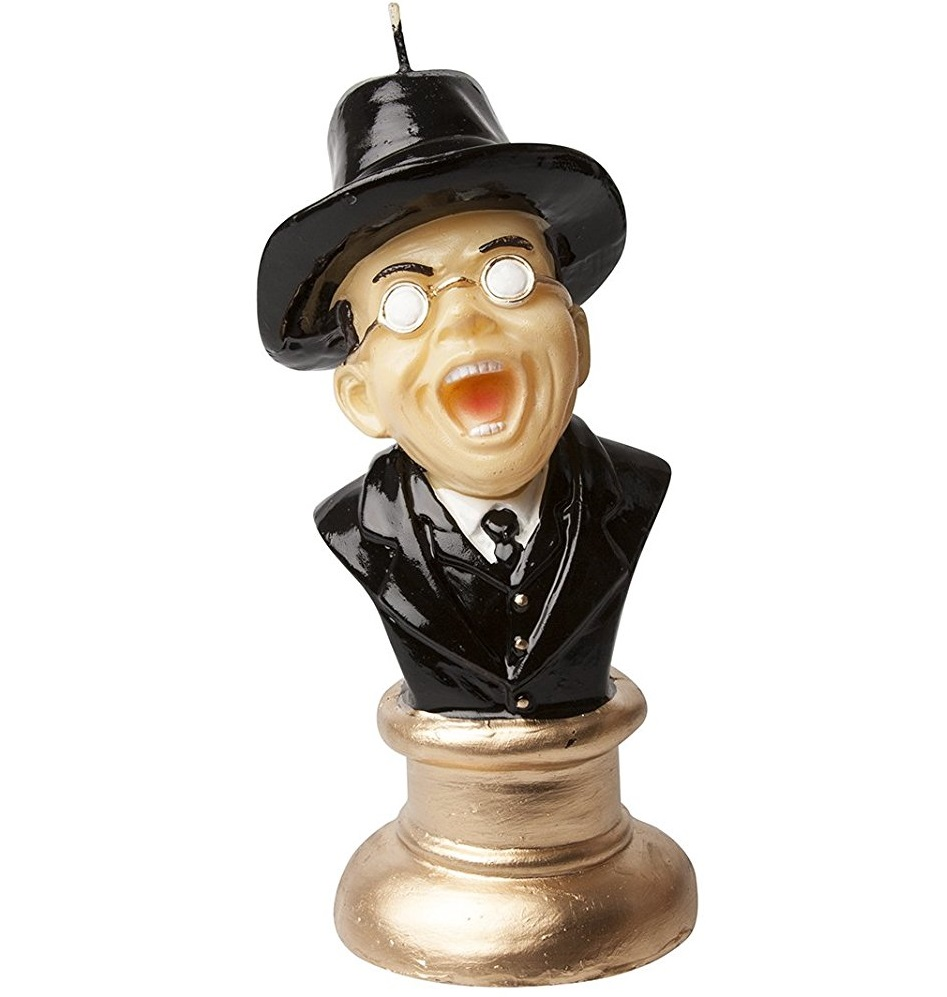 Raiders of the Lost Ark Melting Toht Candle