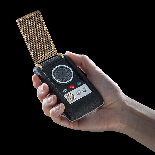 Star Trek: TOS Bluetooth Communicator