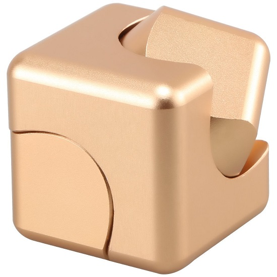 Cube Shaped Fidget Spinner