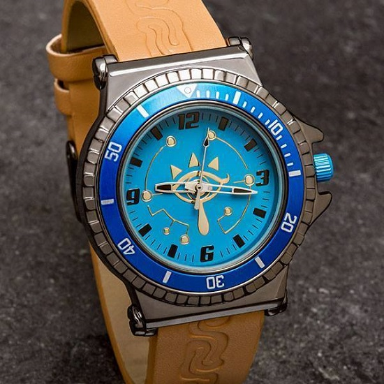 Zelda: Breath of the Wild Sheikah Eye Watch
