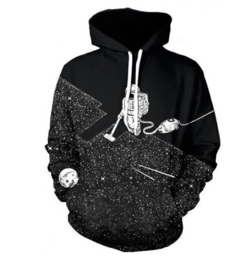 Outer Space Hoodie