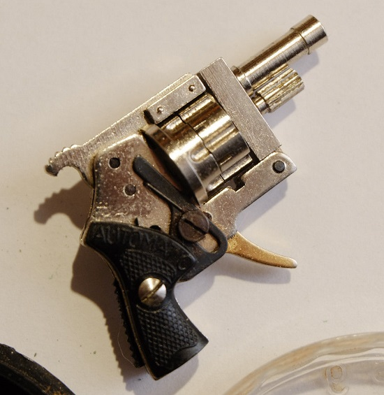 Xythos Miniature Pistol