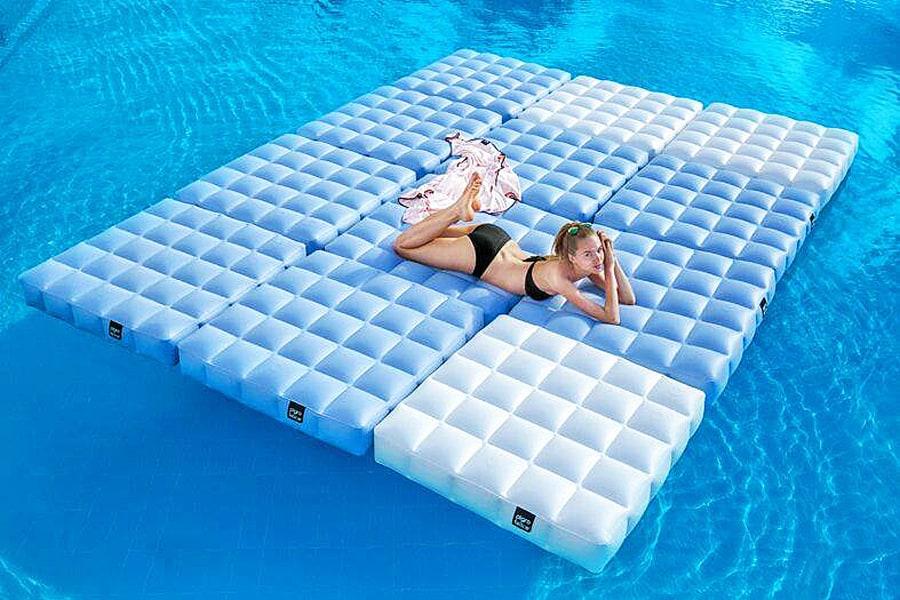 Pigro Felice ModulAir Inflatable Sofa Set NoveltyStreet