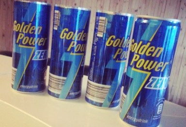 GoldenPower Zero