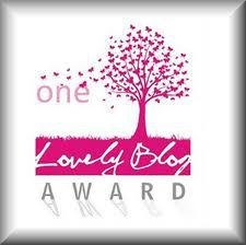Premios Lovely Blog Award