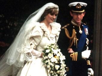 Carlos de Inglaterra y Diana de Gales