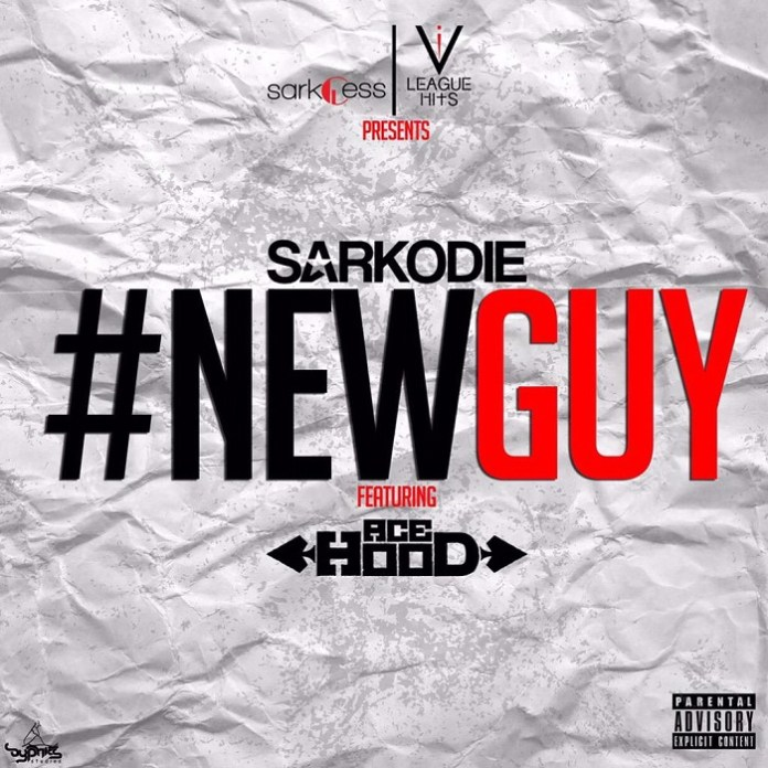 Sarkodie-Ace-Hood-New-Guy-Art