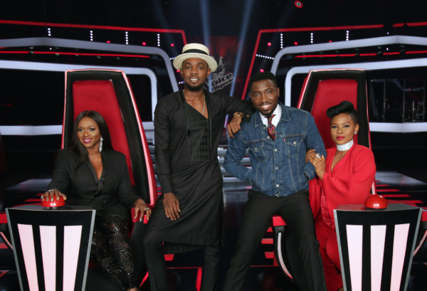 Image result for the voice nigeria 2017