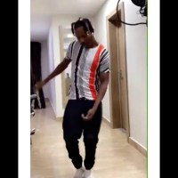 "WATCH Naira Marley New Dance Steps For ""Soapy"" [Video]"