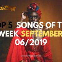 Top 5 Nigerian Songs Of The Week – September 06 2019 Chart