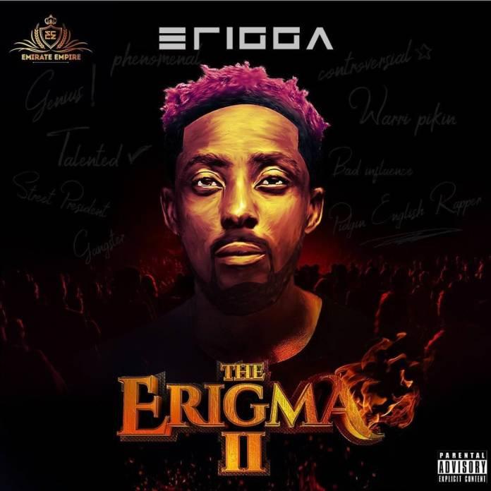 Erigga The Erigama 2 album cover