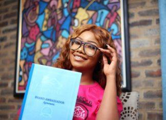 Tacha signs first endorsement deal