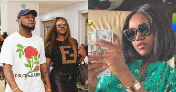 I Spent Over 16million naira shopping for my Wife Chioma - Davido