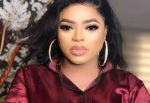 Bobrisky Cries as Menstrual Pain Kicks in (Nigerians React)