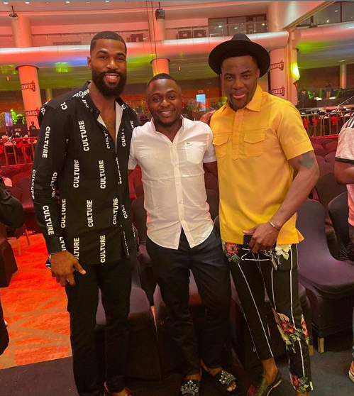 ubi franklin mike and ebuka