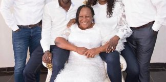 Nollywood Veteran Actress Patience Ozokwor Shares Beautiful Photo With Her Family
