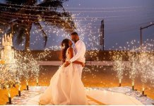 Simi and Adekunle Exchange Love Letters As They Mark Their One Year Anniversary