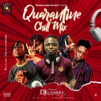 "MIXTAPE: DJ Klassique - ""Quarantine & Chill"" Mix"