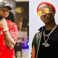 Fans React as Davido and Wizkid Unfollow each other on Instagram