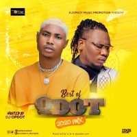 DJ OP Dot - 'Best Of Qdot Alagbe (2020 Mix)'