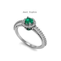 Esta joia foi inspirada em mulheres descoladas, e de bom gosto. https://www.casasaopaulojoias.com.br/busca/esmeralda