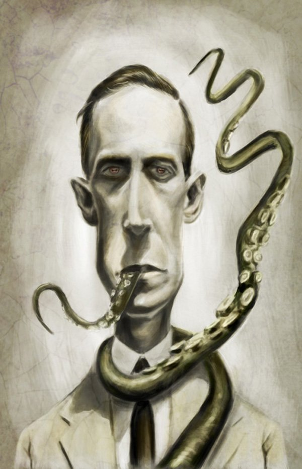 Lovecraft by Mark Hammermeister