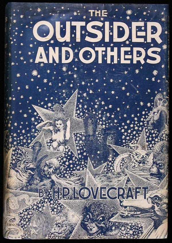 H.P. Lovecraft - Terrores Bibliográficos (1917-1959) | Noviembre Nocturno 25