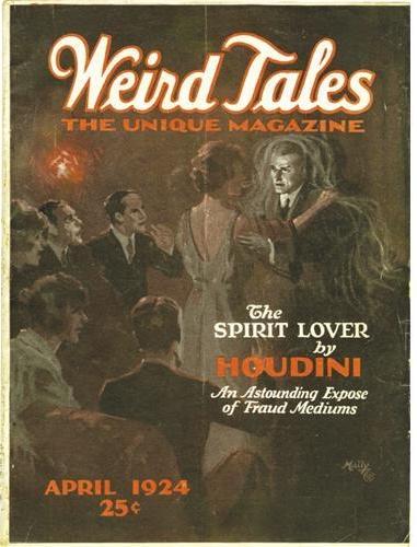 H.P. Lovecraft - Terrores Bibliográficos (1917-1959)   Noviembre Nocturno 29
