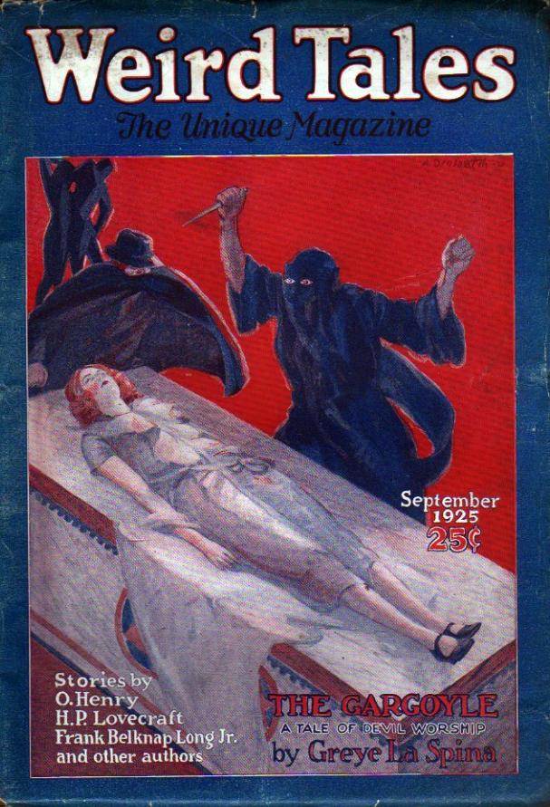 H.P. Lovecraft - Terrores Bibliográficos (1917-1959) | Noviembre Nocturno 35