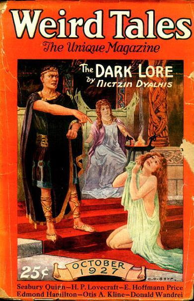 H.P. Lovecraft - Terrores Bibliográficos (1917-1959)   Noviembre Nocturno 43