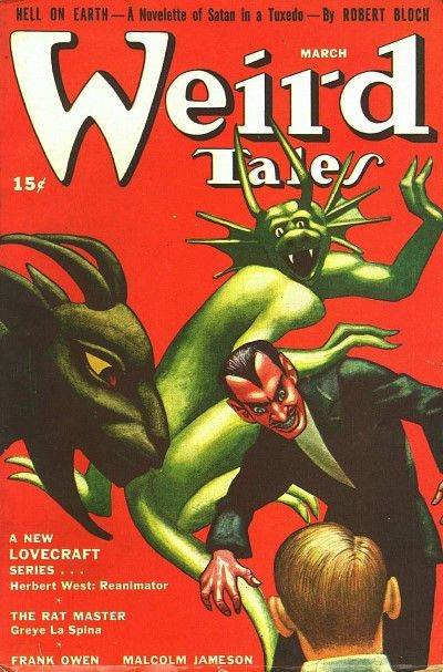 H.P. Lovecraft - Terrores Bibliográficos (1917-1959) | Noviembre Nocturno 77