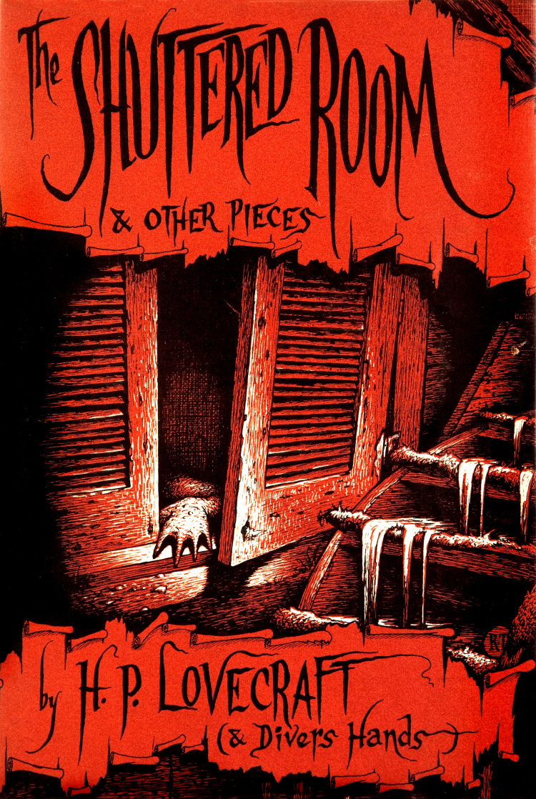 H.P. Lovecraft - Terrores Bibliográficos (1917-1959) | Noviembre Nocturno 81