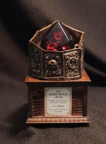 Premio Robert Bloch por Gage Prentiss