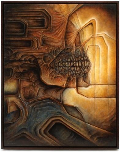 Las Montañas de la Locura - Un Tributo (pictórico) a los escritos de Lovecraft | Noviembre Nocturno 7