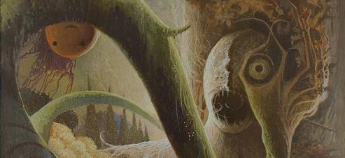 Las Montañas de la Locura - Un Tributo (pictórico) a los escritos de Lovecraft | Noviembre Nocturno 10