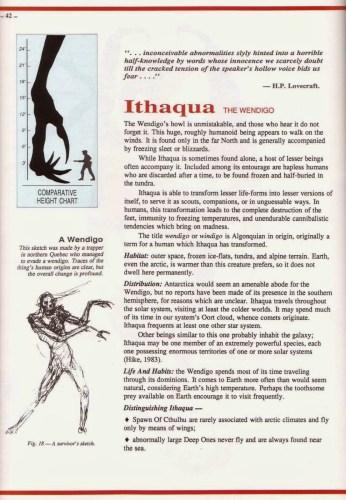 Sandy Petersen y su Guía de Campo sobre las criaturas del Gran Cthulhu | Noviembre Nocturno 19