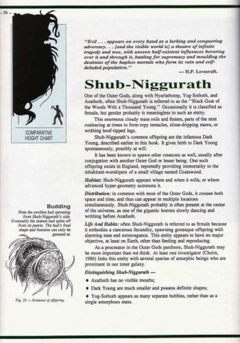 Sandy Petersen y su Guía de Campo sobre las criaturas del Gran Cthulhu | Noviembre Nocturno 7