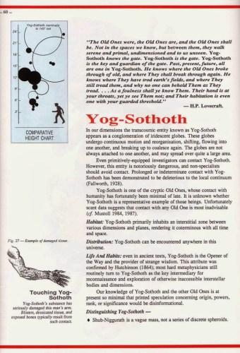Sandy Petersen y su Guía de Campo sobre las criaturas del Gran Cthulhu | Noviembre Nocturno 2